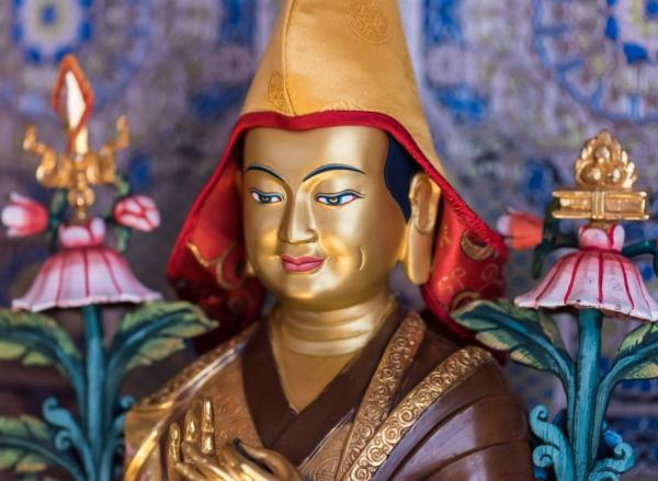 Namgyal Monastery Institute of Buddhist Studies