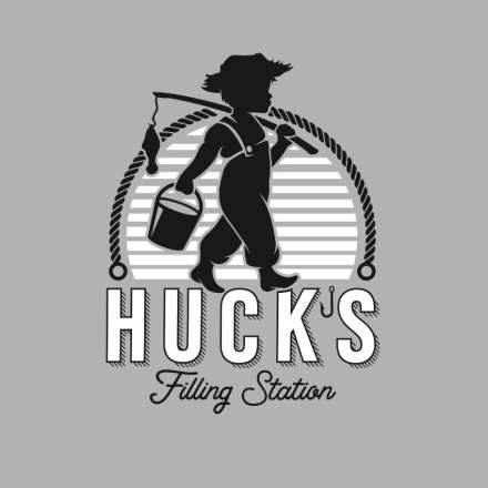 Huck's Filling Station