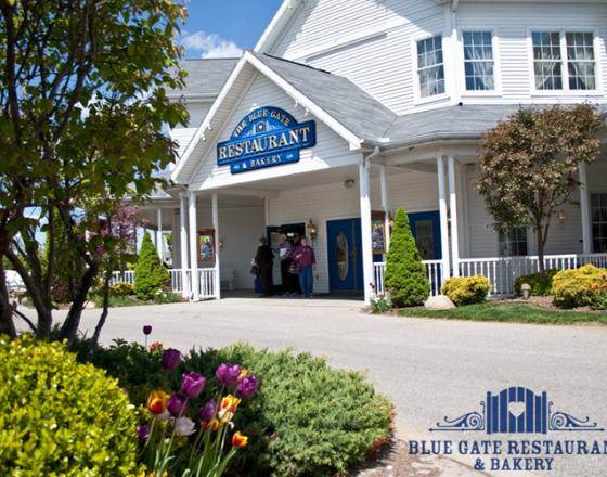 The Blue Gate Restaurant & Bakery