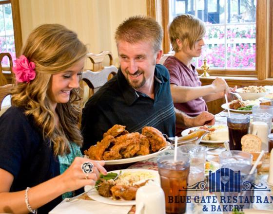 The Blue Gate Restaurant & Bakery