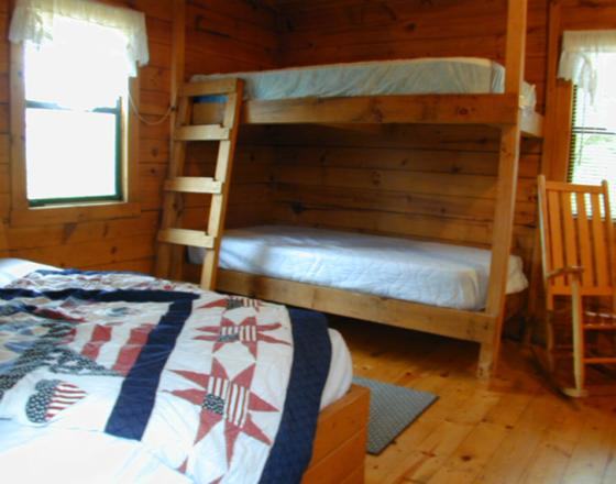 Amish Log Cabin Lodging & Shipshewana Campgrounds