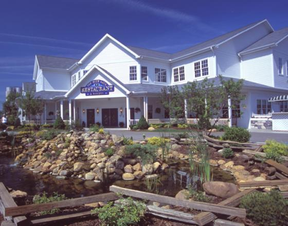 The Blue Gate Restaurant