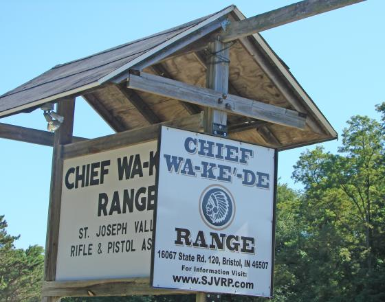 CHIEF WA-KE-DE RANGE