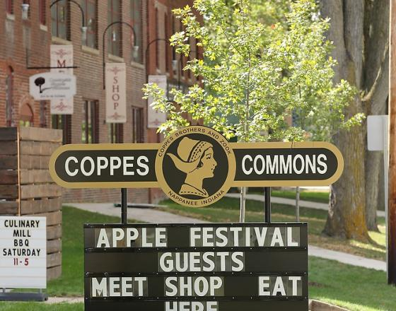 COPPES COMMONS