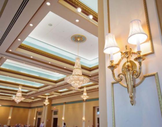 Crystal Ballroom Catering
