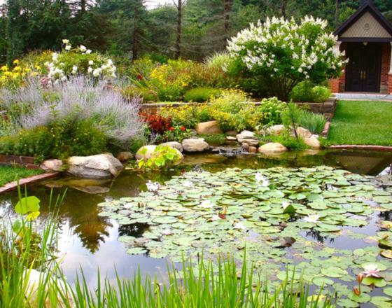 DeFries Gardens