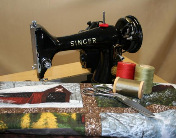 I SELL FABRIC