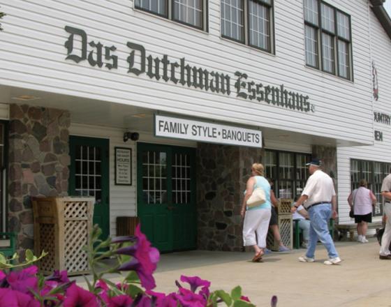 Das Dutchman Essenhaus Restaurant