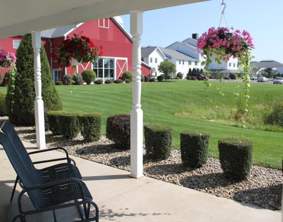 Farmstead Inn & Conference Center Shipshewana