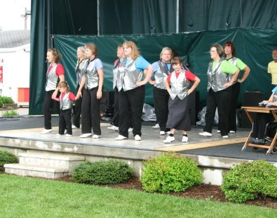 HEARTLAND COUNTRY CLOGGERS