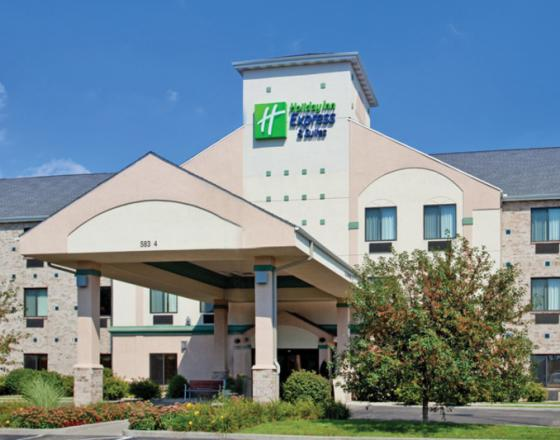 Holiday Inn Express South Elkhart