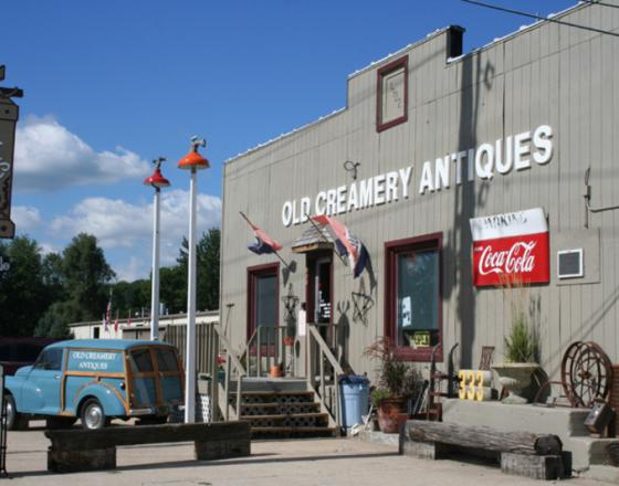 Old Creamery Antiques
