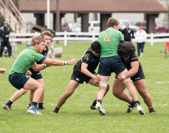 MOOSE RUGBY GROUNDS