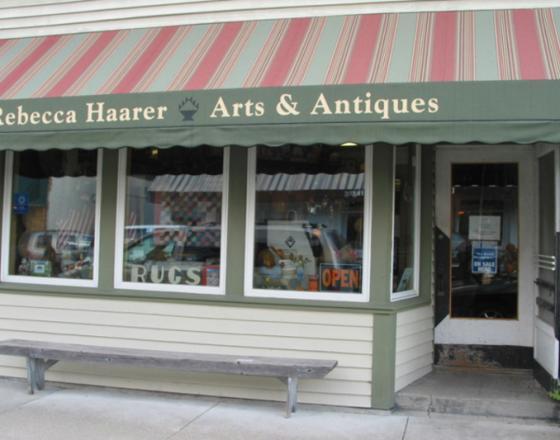 Rebecca Haarer Arts & Antiques