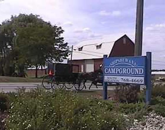 Shipshewana Campground - South Park