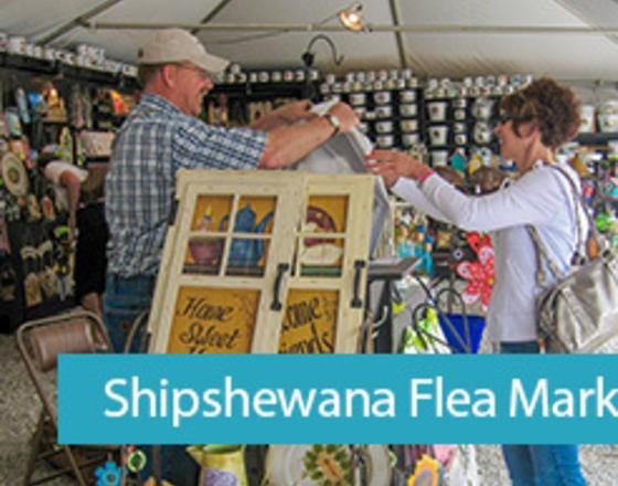 Shipshewana Flea Market & Auction