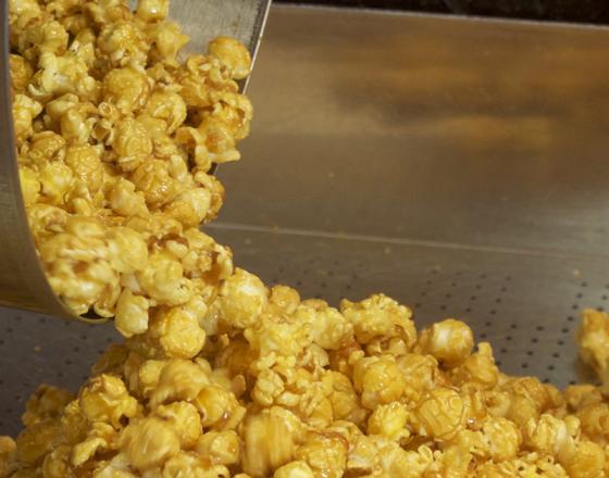 Shirley's Popcorn