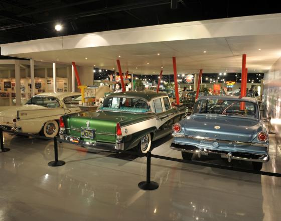 STUDEBAKER NATIONAL MUSEUM