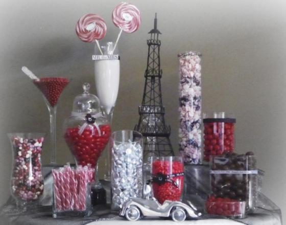 Candy Buffets by The Wakarusa Dime Store