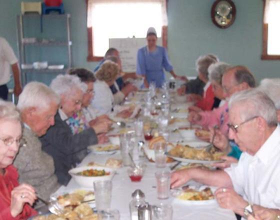 Yoder's Banquets