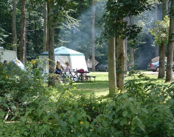 Eby's Pines Campground & RV Park