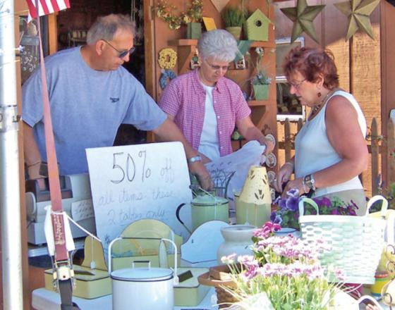 Shipshewana Flea Market & Auction