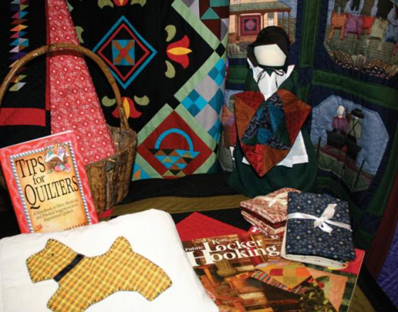 The Quilt Shop at Essenhaus10