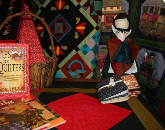 The Quilt Shop at Essenhaus