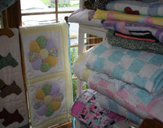 The Quilt Shop at Essenhaus