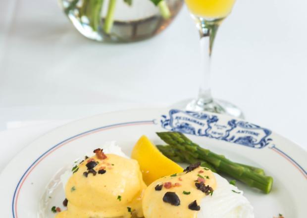 coolinary eggs sardou
