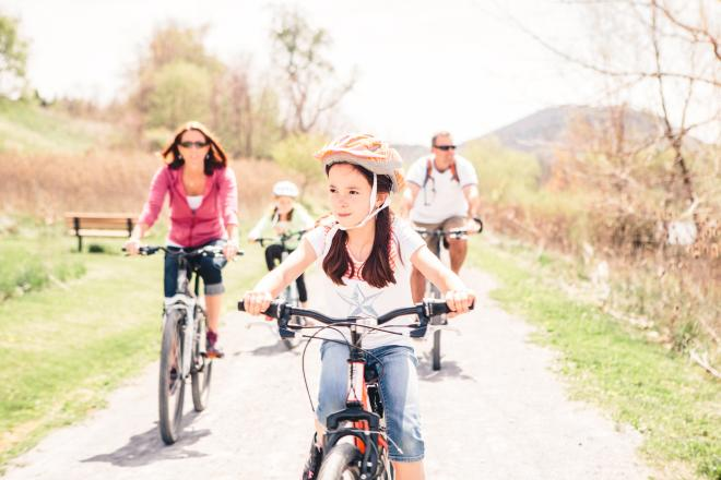 Greenfield Biking