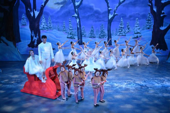 Southwest Virginia Ballet Nutcracker Roanoke