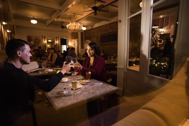 Blue Apron Restaurant - Salem