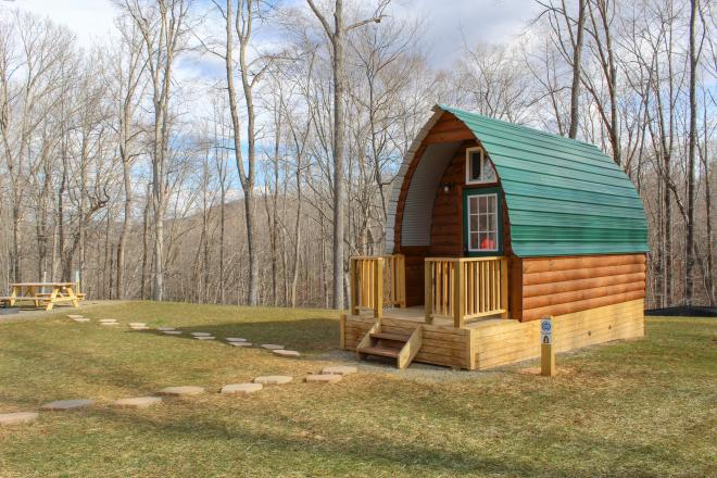 Explore Park Cabins - Roanoke County, Blue Ridge Parkway