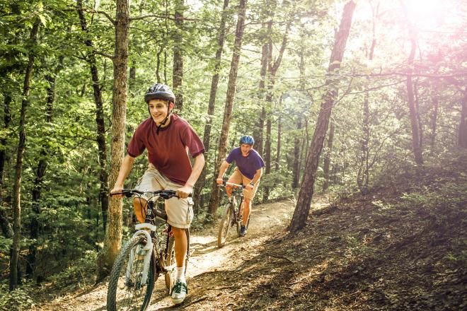 Roanoke Mountain Biking