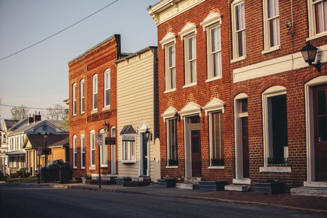 Fincastle - Botetourt County, Virginia
