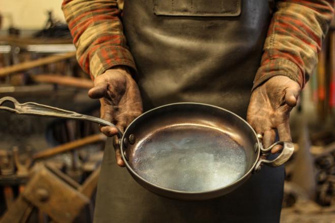 Heart & Spade Forge Cookware - Roanoke, VA