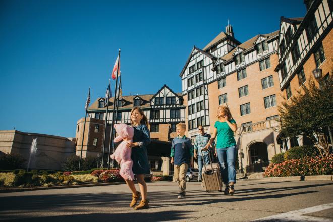 Hotel Roanoke Virginia
