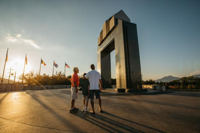 National D-Day Memorial - Bedford