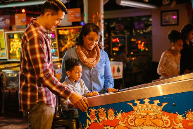 Roanoke Pinball Museum - Downtown Roanoke, VA