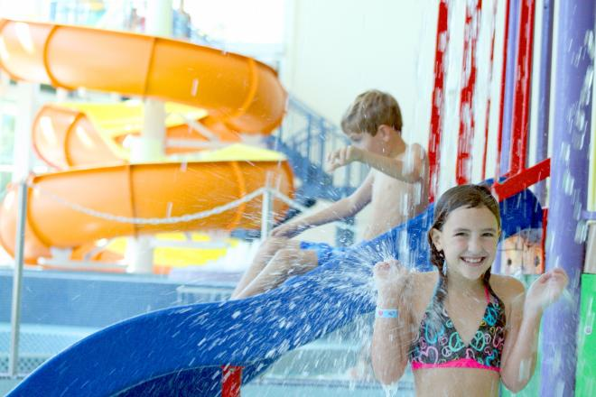 Splash Valley Water Park Roanoke