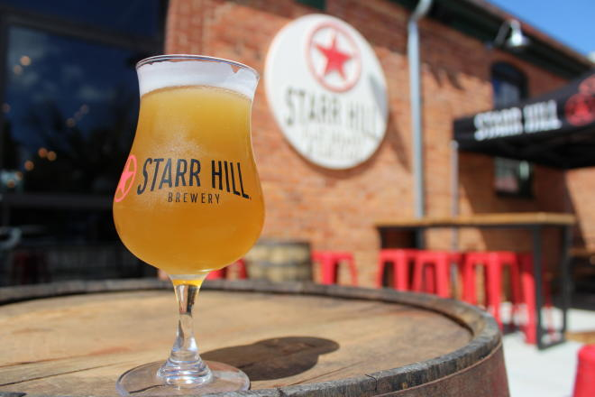Starr Hill Brewery Roanoke