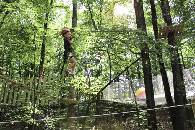 Treetop Quest - Explore Park, Roanoke