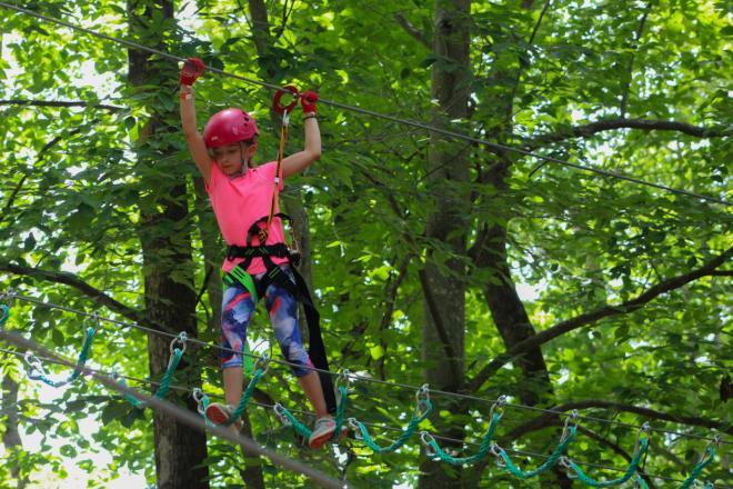 Treetop Quest - Explore Park - Roanoke County