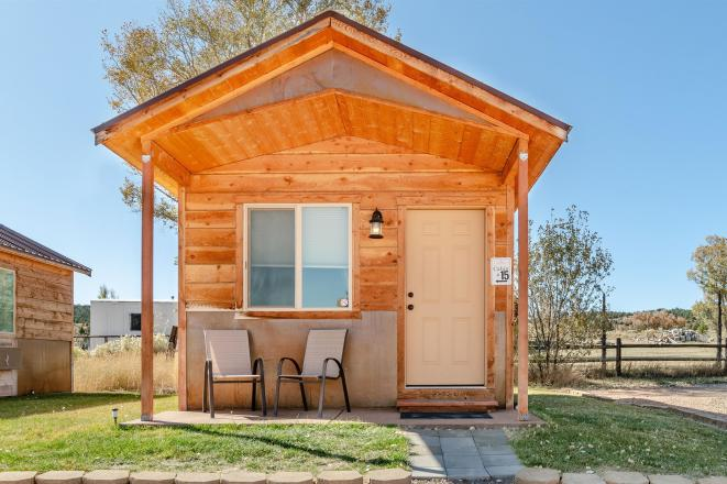 Mountain Ridge Cabins 1