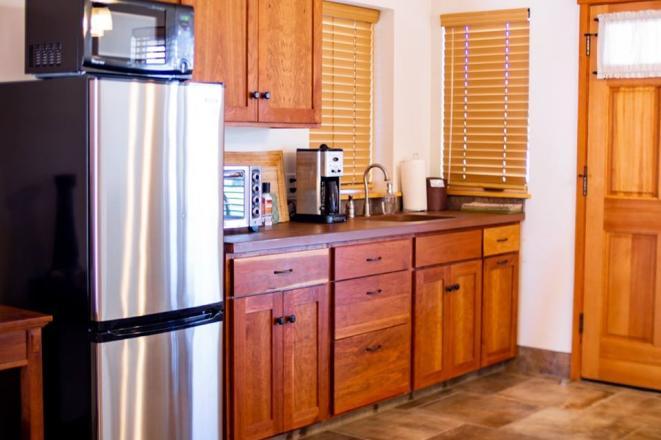 Entrada kitchen area
