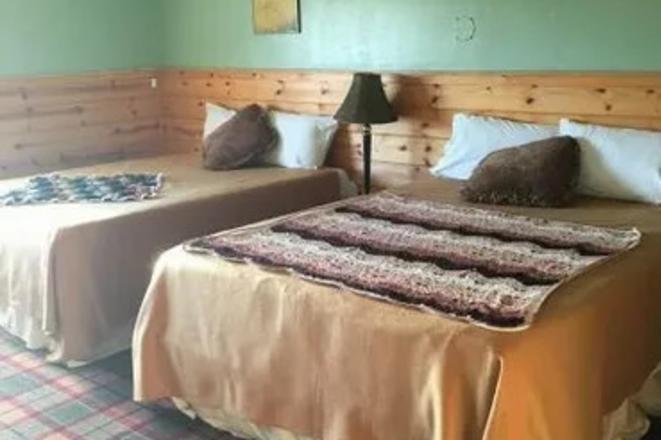 Aspen Cove Bedroom