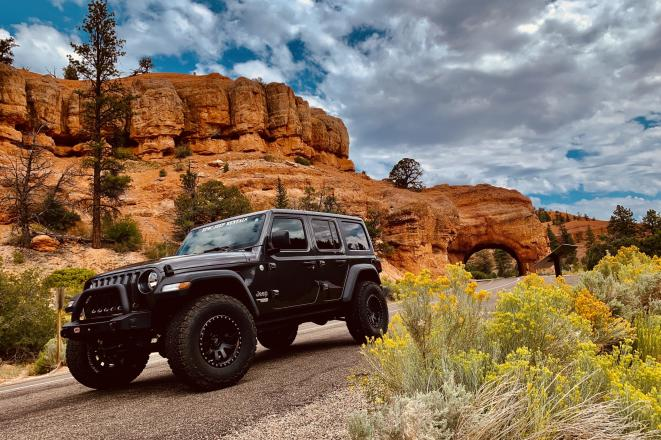 Epic Jeep Rental 1