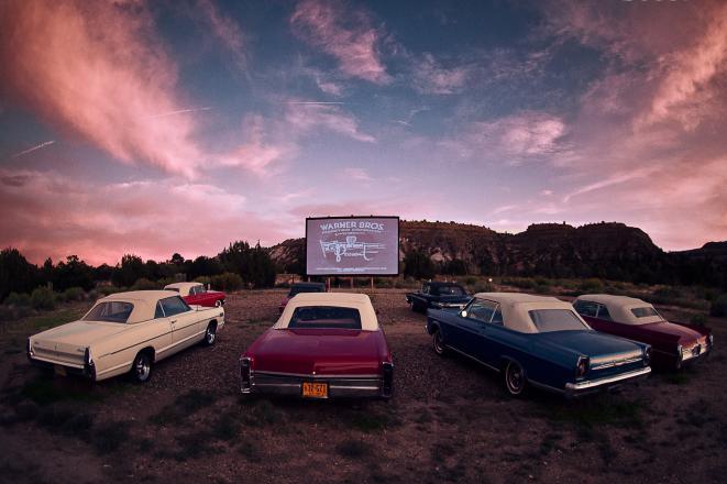 Drive In:Movie Theatre