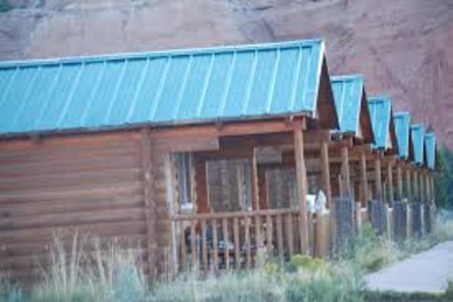 Exterior Bunkhouse